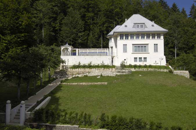 Le Corbusier – maison blanche